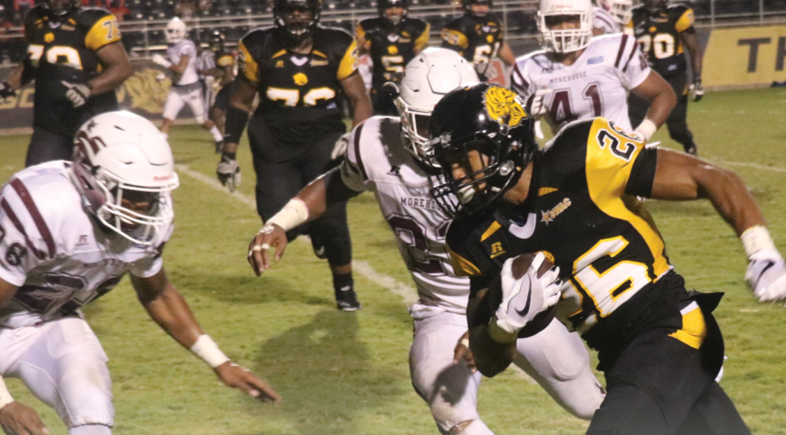 newest collection 3412b 3340c UAPB Defeats Morehouse College 23-10 in Season Opener - UA ...