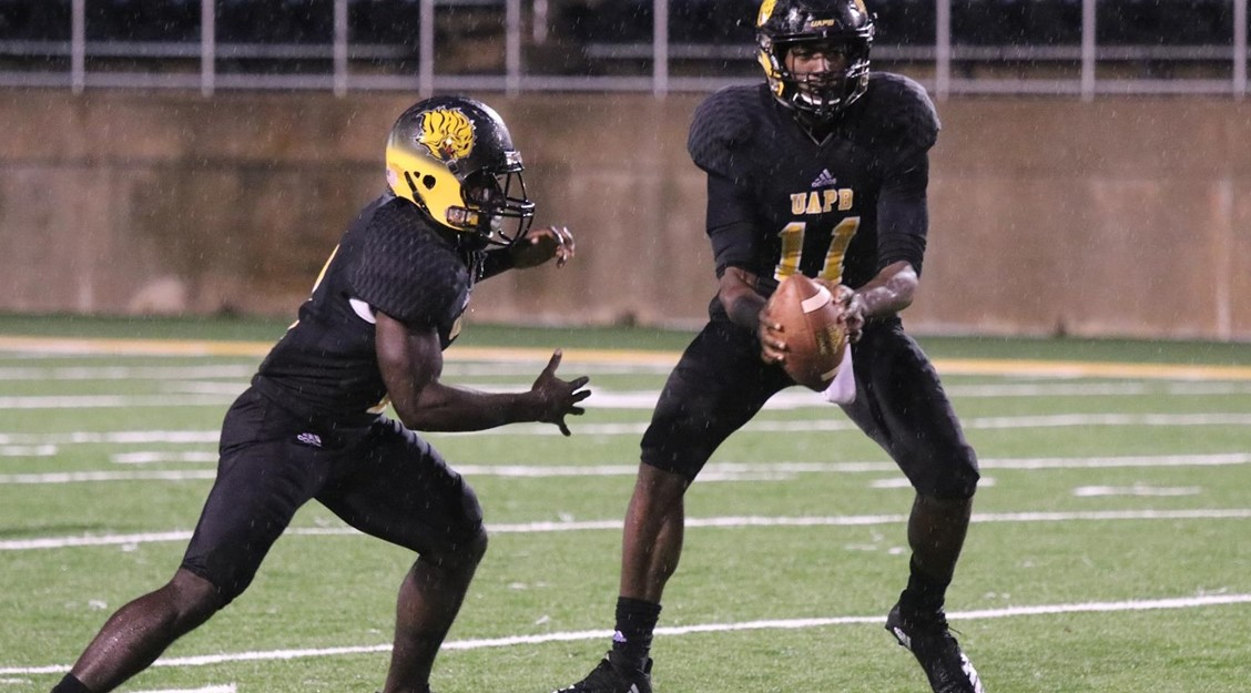 UAPB QB Perry named Stats FCS Finalist for Jerry Rice Award for Freshman of the Year